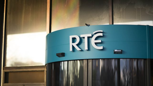 RTÉ Ireland, its Logo