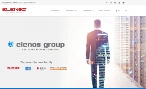 Elenos Group, Website, transmitter manufacturers
