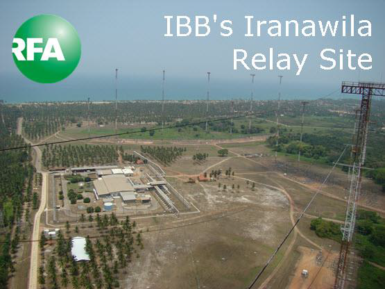 Iranawila, Sri Lanka Relay Site
