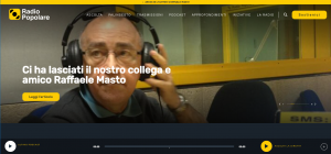 Radio Populare Website