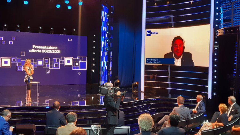 L'avvio delle visual radio è stato annunciato il 16 luglio 2020 a Roma, nel corso della presentazione dei palinsesti della stagione 2020-2021
