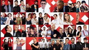 I conduttori di Rai Radio2