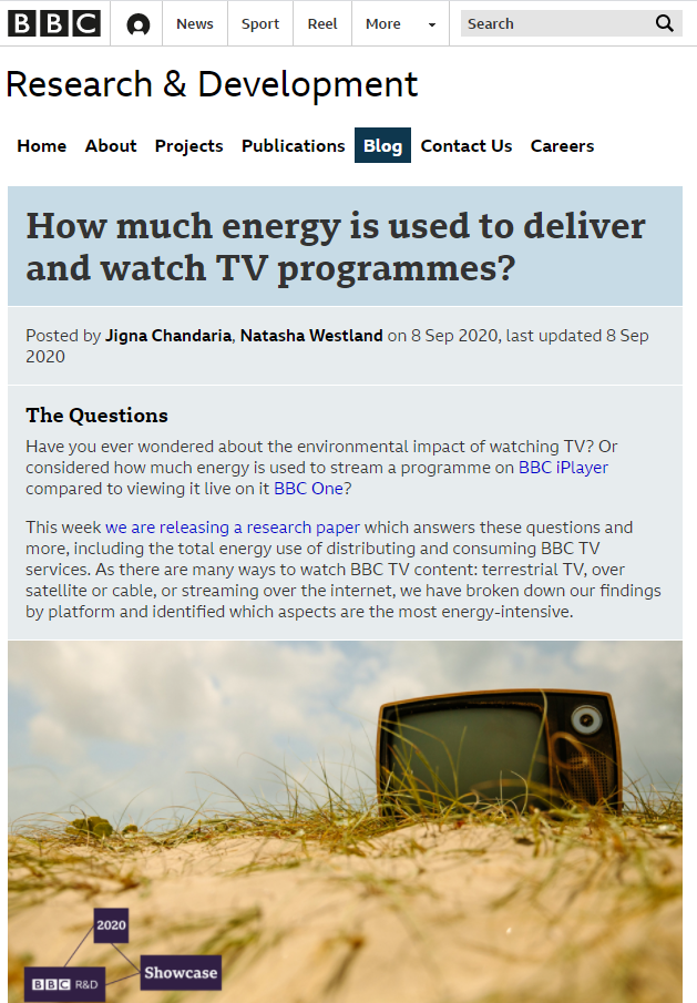 A similar study on the impact of television was published in September can be read here