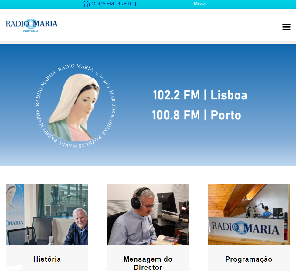 Radio Maria gets underway